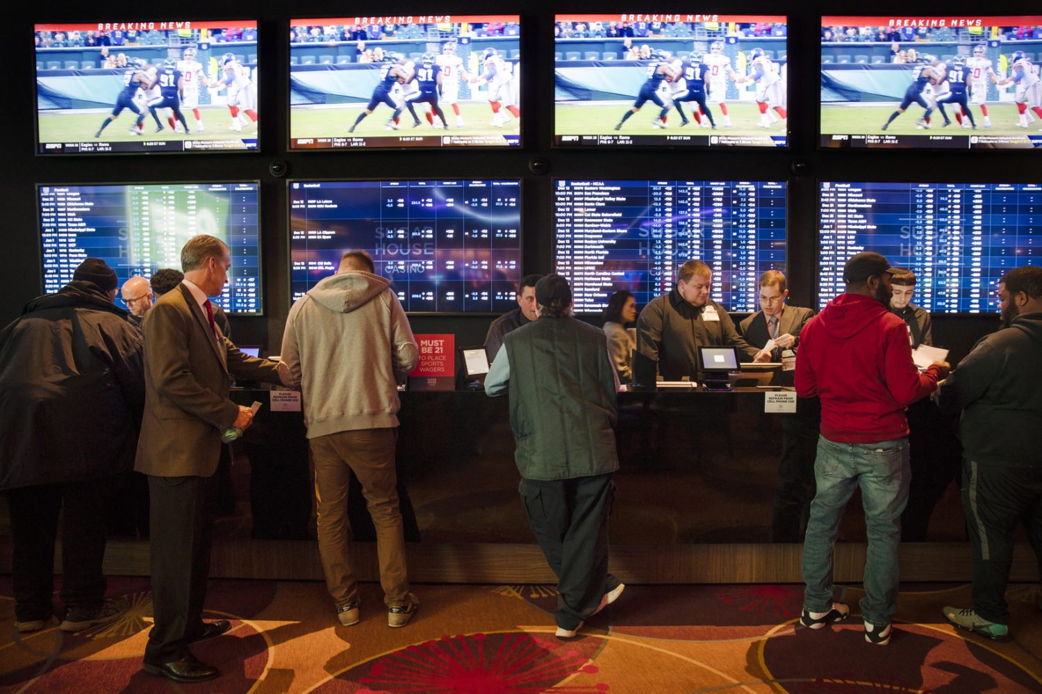 How to calculate sports betting odds aiding and abetting money laundering
